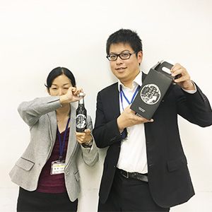 佐賀新聞社 稲富弘至、中島史