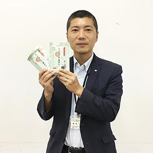 長崎新聞社 坂本裕介