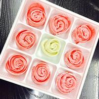 ぎふ ROSE GYOZA(ローズギョーザ) 薔薇の餃子
