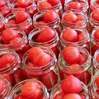 トマト農家が作る、高糖度フルーツトマトの贅沢コンポート「赤い宝石」