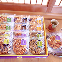 轟太鼓6種12枚入(千葉の豆)