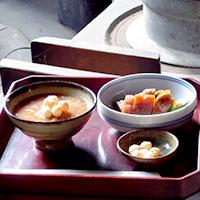 ほんまにうまい茶がゆと奈良漬セット