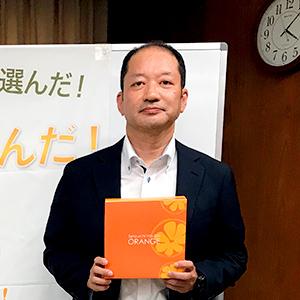 四国新聞社 松井巧造