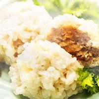皇室献上餅米使用  女鶴秀米(めづるしゅうまい)