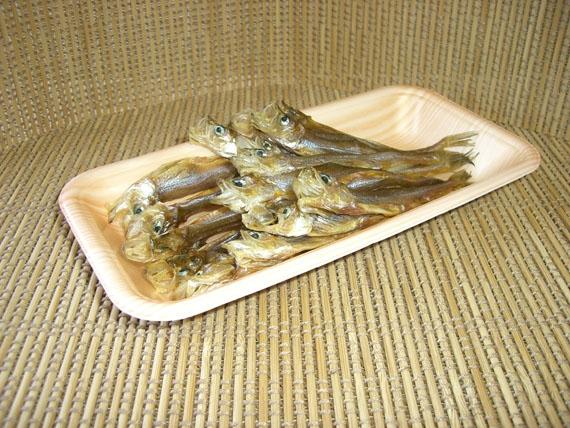 【小樽かね丁鍛冶】鮭とば・ししゃも乾物セット<北海道の「海」〜水産品〜>★クーポン割引★
