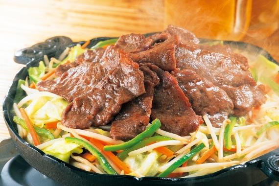 農研のジンギスカン(味付きラム肉)