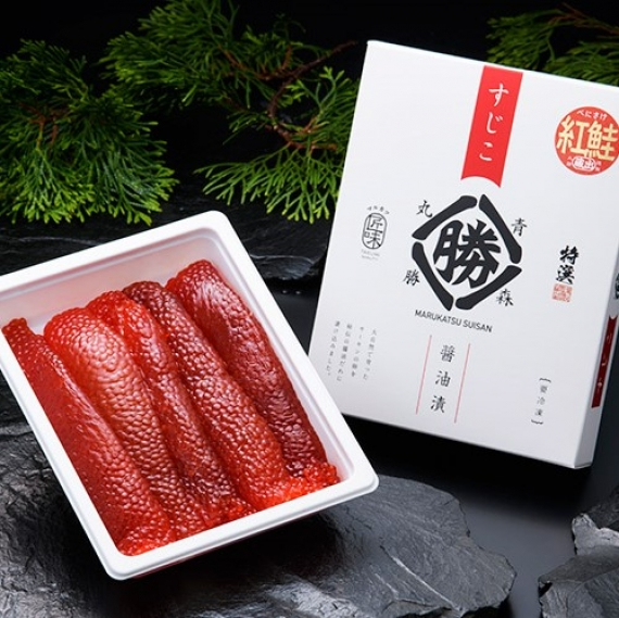【ギフト商品】紅鮭筋子醤油漬