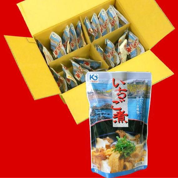 いちご煮スープ1ケース20パック入り/お得なまとめ買い箱売り品
