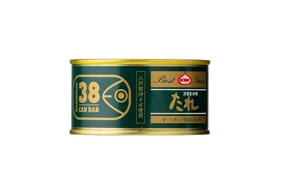 八戸サバ缶バー「スタミナ源たれ」