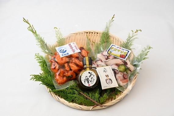【新商品】【お買い得!】三陸海岸味なセット