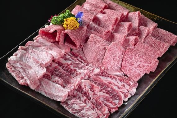 米沢牛・焼肉セット 1�s