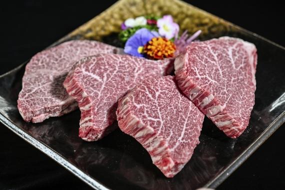 米沢牛・ヒレステーキ