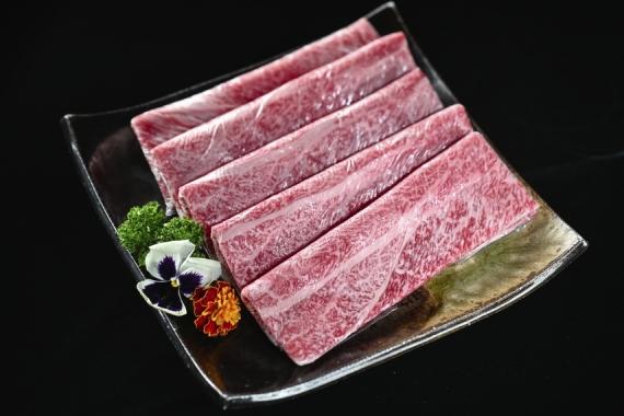 山形牛・ロースすき焼き 500g
