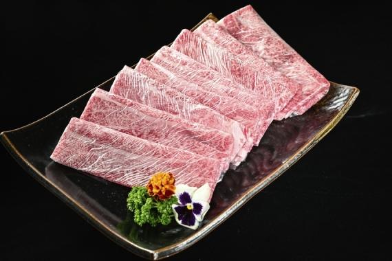 山形牛・ロースすき焼き 1.0�s