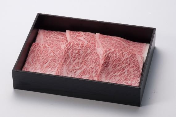 【ギフトセット】仙台牛ロース鉄板焼き用 SB-2