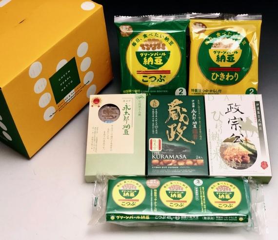 【ギフト】店長おすすめ人気納豆6種ご試食詰め合わせ