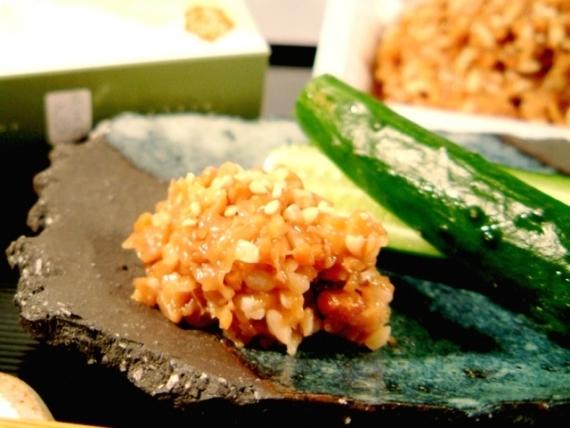 【ギフト・詰め合わせ】伊達藩古式納豆 米麹漬けひきわり納豆 政宗公10コ贈答箱入