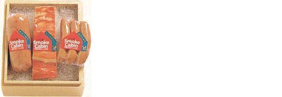 【贈答用詰め合わせ】ベーコン ポークソーセージ フランクソーセージ[NA2]