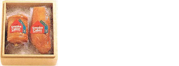 【贈答用詰め合わせ】ロースハム・スモークカモ[NC3]