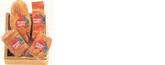 【贈答用詰め合わせ】ロースハム ベーコン フランクソーセージ スモークチキン(半身)[ND1]