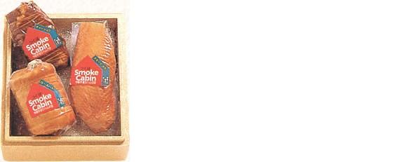 【贈答用詰め合わせ】ロースハム スモークカモ チャーシュウ[ND2]