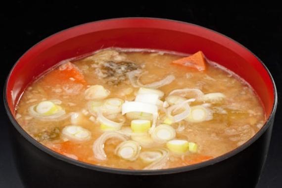 【茨城県特産】 鯉こく 栄養満点・野菜たっぷり