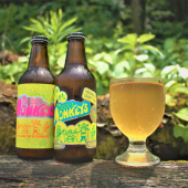 THE NIKKO MONKEYS PREMIUM LAGER・PALE ALE [2本セット]ORIGINAL CRAFT BEER