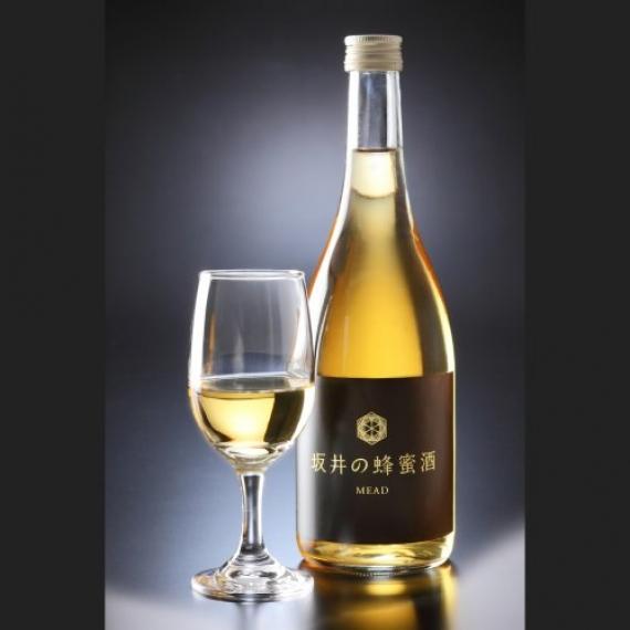 坂井の蜂蜜酒720ml