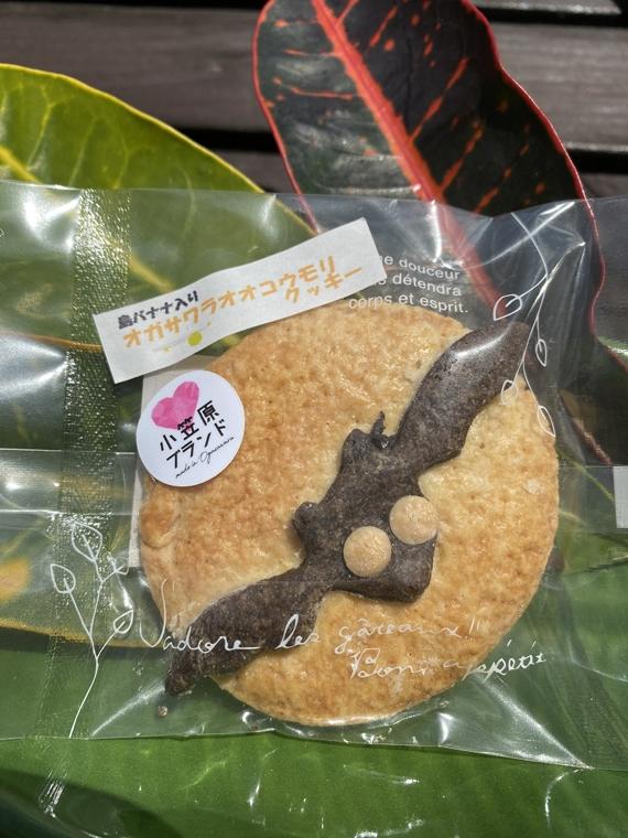 オガサワラオオコウモリクッキー(バラ)