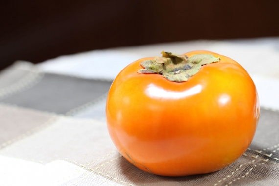 福岡耳納連山産 柿【太秋柿】 5kg キズあり品
