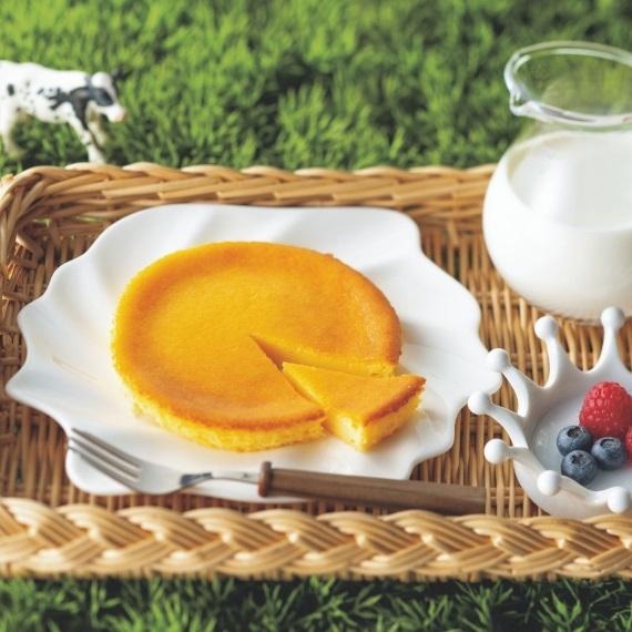 【通常価格より35%OFF!】まかいの牧場 森のチーズケーキ【5000円以上送料無料!(沖縄・離島除く)】