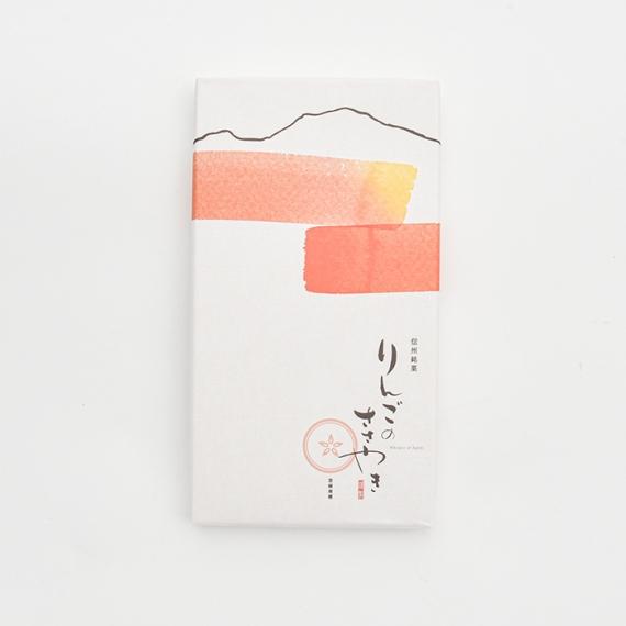 信州銘菓りんごのささやき12枚入 信州長野林檎お菓子りんごお土産