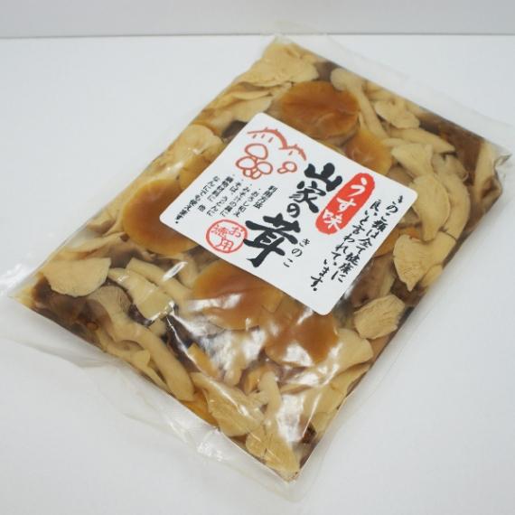 山家の茸 うす味しょうゆ漬け 信州長野のお土産