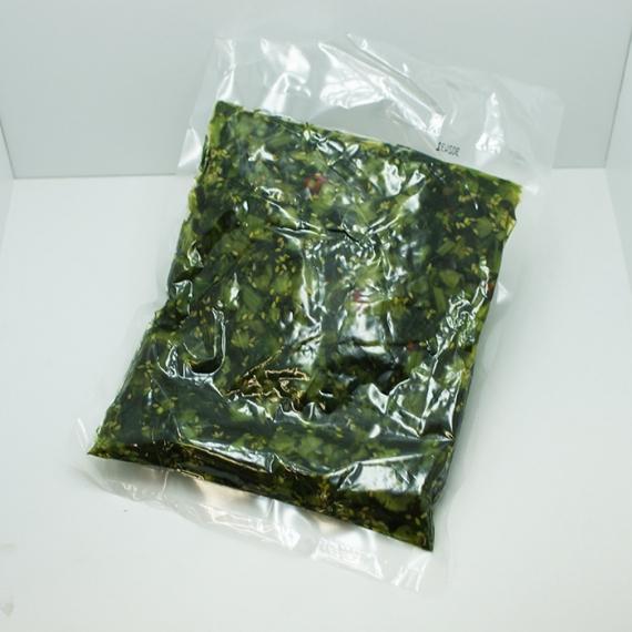 (業務用)昔ながらの野沢菜きざみ漬(袋) 信州長野県のお土産 野沢菜漬け物