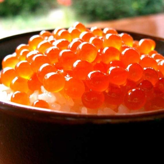 鮭の醤油はらこ(いくら醤油漬け)320g