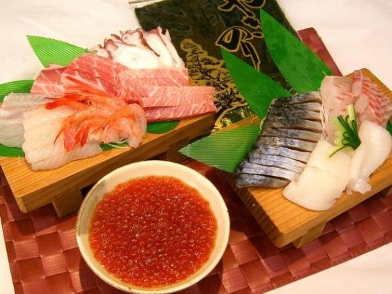 手巻き寿司ネタセット