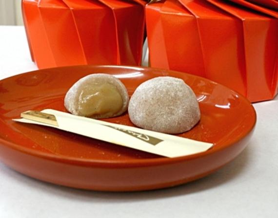 生キャラメル大福 7個入×2箱 送料無料 スイーツ 洋菓子 和菓子 濃厚生キャラメル 米粉大福 スイーツ