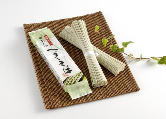 へぎそば乾麺 5袋セット つゆ付き【お中元2020】【そうめん・うどん・麺類】