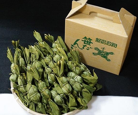 【新潟お取り寄せ人気ナンバー1】 越後銘菓 笹だんご  つぶあん30個入り