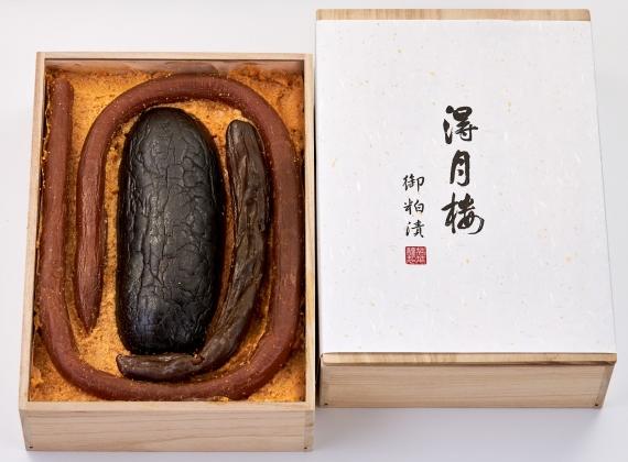 得月楼みりん奈良漬(青瓜・守口大根・胡瓜・西瓜)