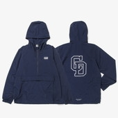 【BY×CD】PACKABLE NYLON ANORAK【Lサイズ】