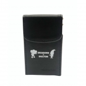 【Dragons×Dulton】CARD CASE Slider BLACK