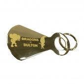 "【Dragons×Dulton】KEYCHAIN ""SHOEHORN"" BRASS"