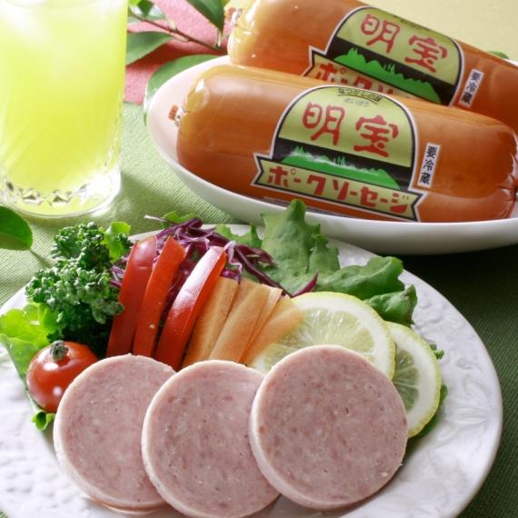 ポークソーセージ 300g ☆国産豚肉100%のソーセージ・つなぎは微量のため肉の旨味と食感がそのままソーセージに☆