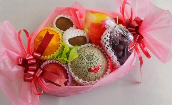 フルーツバスケット【お供え・お祝い・プレゼント】
