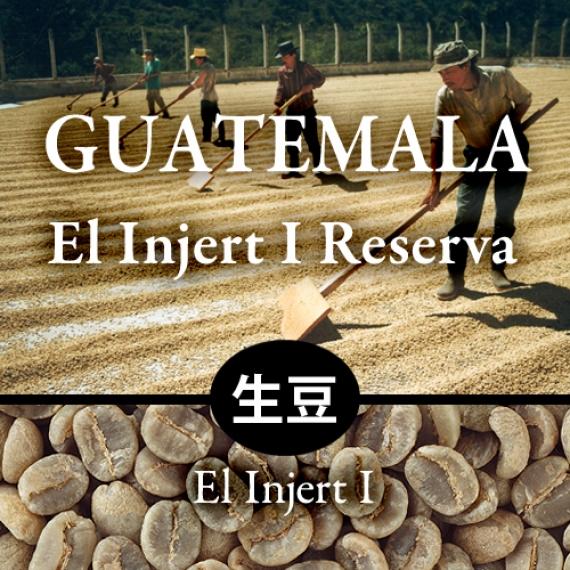 【生豆】〈グアテマラ〉エル・インヘルト ウーノ レセルバ