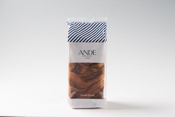 ANDE デニッシュ食パン ショコラーデデニッシュ 1斤