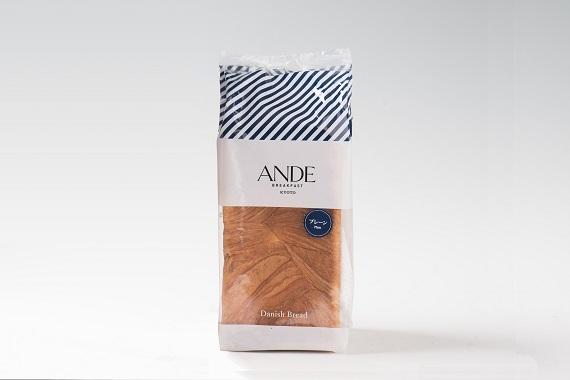 ANDE デニッシュ食パン プレーンデニッシュ 1斤