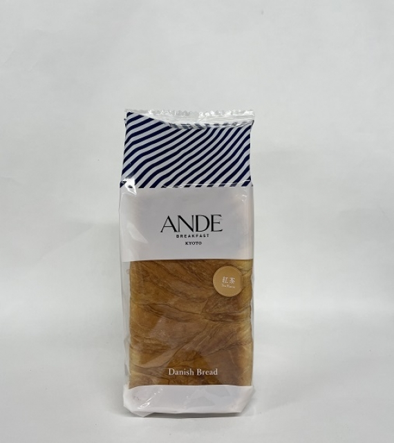 ANDE デニッシュ食パン 紅茶デニッシュ 1斤