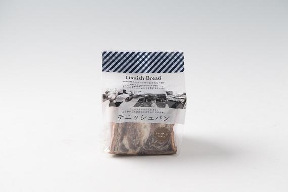 ANDE デニッシュ食パン ショコラーデデニッシュ ハーフ(3枚切り)